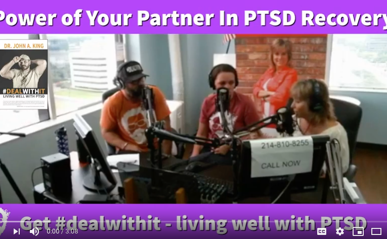 Helping Partner With PTSD In Phoenix