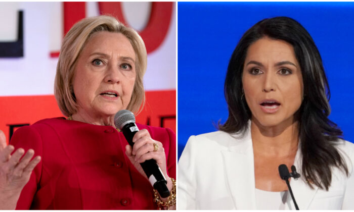 Phoenix: Gabbard Attorneys Demand Retraction of Hillary Clinton's 'Defamation'